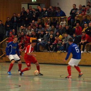19.01.2018 - 14. SparkassenCup - SG SVSchmölln - Ostthüringenhalle