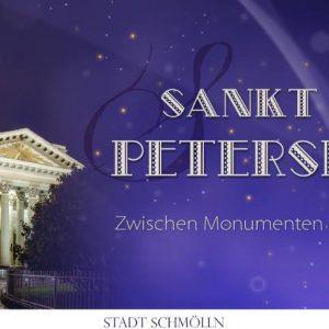 22.03. - 18.05.2018 - Michael Nitzsche - Sankt Petersburg- zwischen Monumenten und Momenten