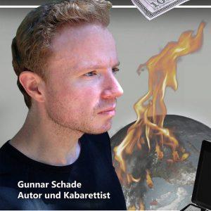 19.04.2018 - Gunnar Schade - Weisheit ist keine Bräunungsstufe - Schmölln