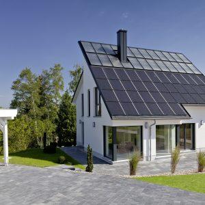 Energieautarkes Musterhaus der VR-Bank Altenburger Land eG, Eichbergstraße 12, 04626 Schmölln
