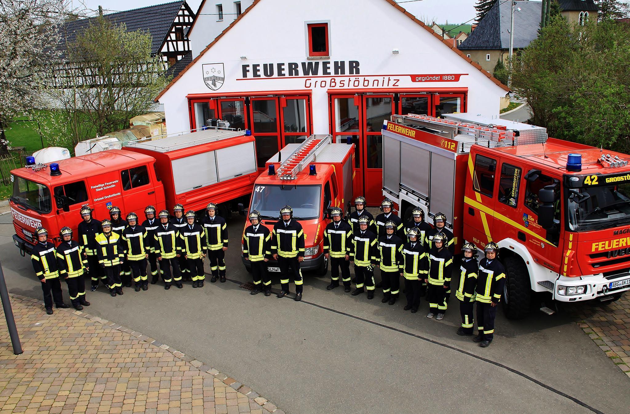 Freiwillige Feuerwehr Großstöbnitz