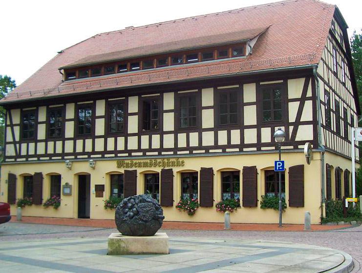 Knopf- und Regionalmuseum Schmölln - Stadt Schmölln