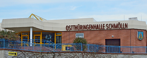 Ostthüringenhalle Schmölln