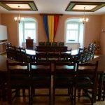Ratssaal - Rathaus der Stadt Schmölln