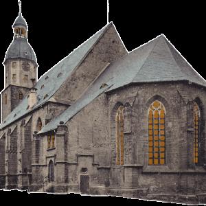 """Stadtkirche """"St. Nicolai"""" Schmölln"""