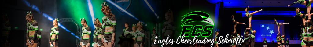 Eagles Cheerleading Schmölln - Slider - Spenden