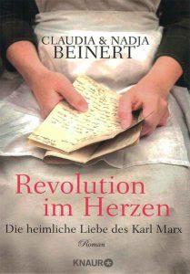 19.04.2018 - Buchlesung: Revolution im Herzen von und mit Claudia & Nadja Beinert - Buchhandlung Goerke - Inh. Kristin Mielke
