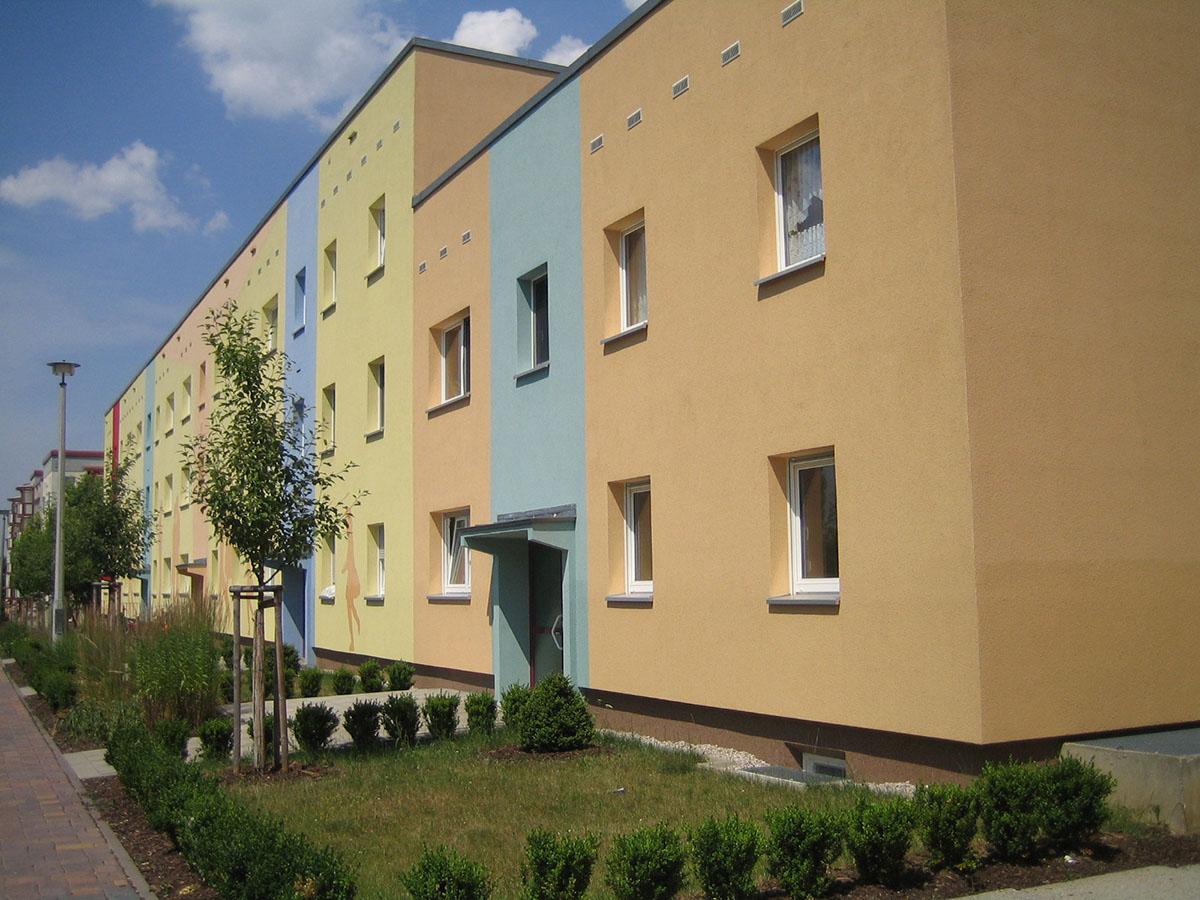 2-Raum Wohnung - An den Pappeln 6