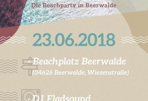 23.06.2018 - ARuS 2018 - Beachparty Beerwalde