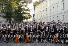 11.08.2018 - Altenburger Musikfestival in Schmölln - St. Nikolai