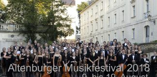 11.08.2018 - Altenburger Musikfestival in Schmölln - St. Nikolai