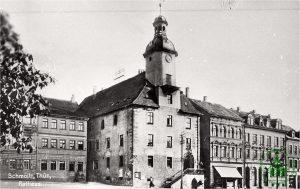 1930 - Rathaus Schmölln - Knopfstadt.de