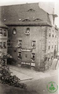 1938 - Ratskeller Schmölln - Knopfstadt.de