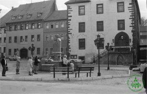 1988 - Marktbrunnen Schmölln