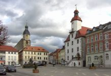 2014 - Marktplatz Schmölln - Knopfstadt.de