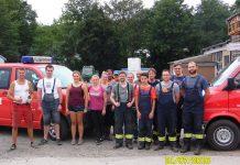 21. Juli 2018 - Aktion Sprottenreinigung Schmölln 16