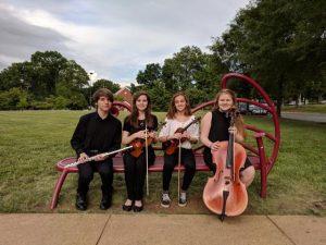 12. August 2018 - Western Piedmont Jugend Symphonie Orchester - Burg Posterstein - WPYS