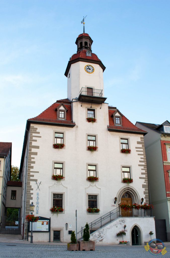 2018 - Rathaus Schmölln - Knopfstadt.de
