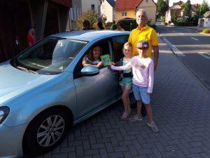 14. August 2018 - Blitz Für Kids - Thüringer Polizei Landespolizeiinspektion Gera