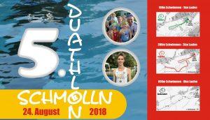 24. August 2018 - 5.Duathlon - Schwimmverein Seeteufel e.V. - LSV Schmölln