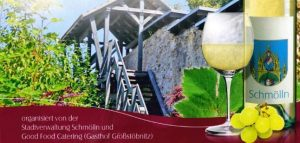 15. September 2018 - 1. Schmöllner Weinabend - Stadt Schmölln