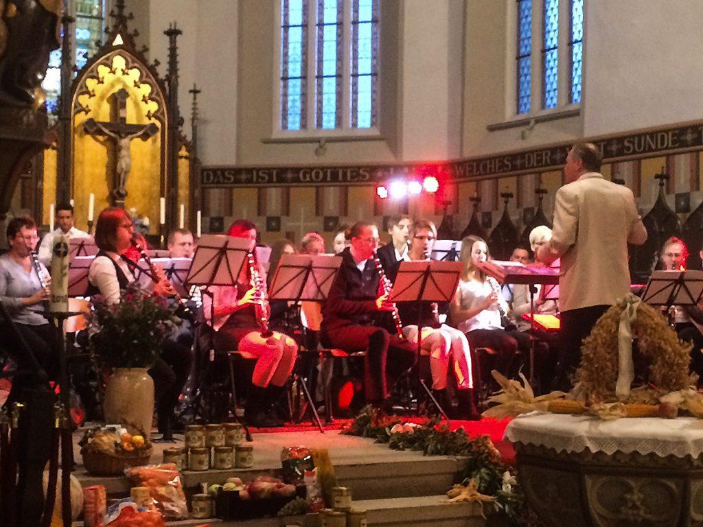 "23. September 2018 - Benefizkonzert ""Musik liegt in der Luft - Kirchbauverein ""St. Nicolai"" Schmölln e. V."