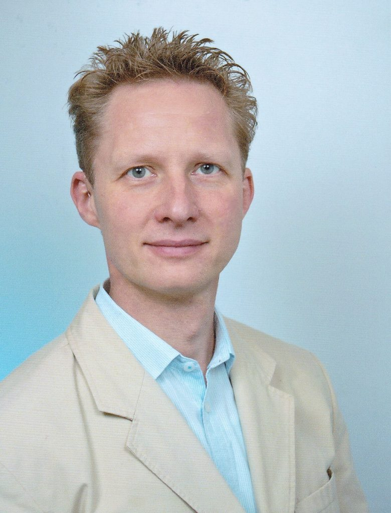 26. September 2018 - Integrationsmanager Andreas Strahlendorf - Landratsamt Altenburger Land