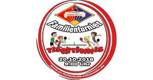 20. Oktober 2018 - 1. Tischtennis Familienturnier - SV Fortschritt Schmölln 1951 e.V.