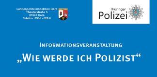 20. September 2018 - Tag der Präventionen und Entscheidungen - Landespolizeiinspektion Gera