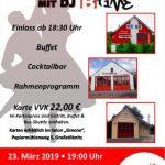 23. März 2019 - Tanz Der Dörfer 2019