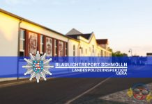 Blauchlichtreport Schmölln Knopfstadt.de