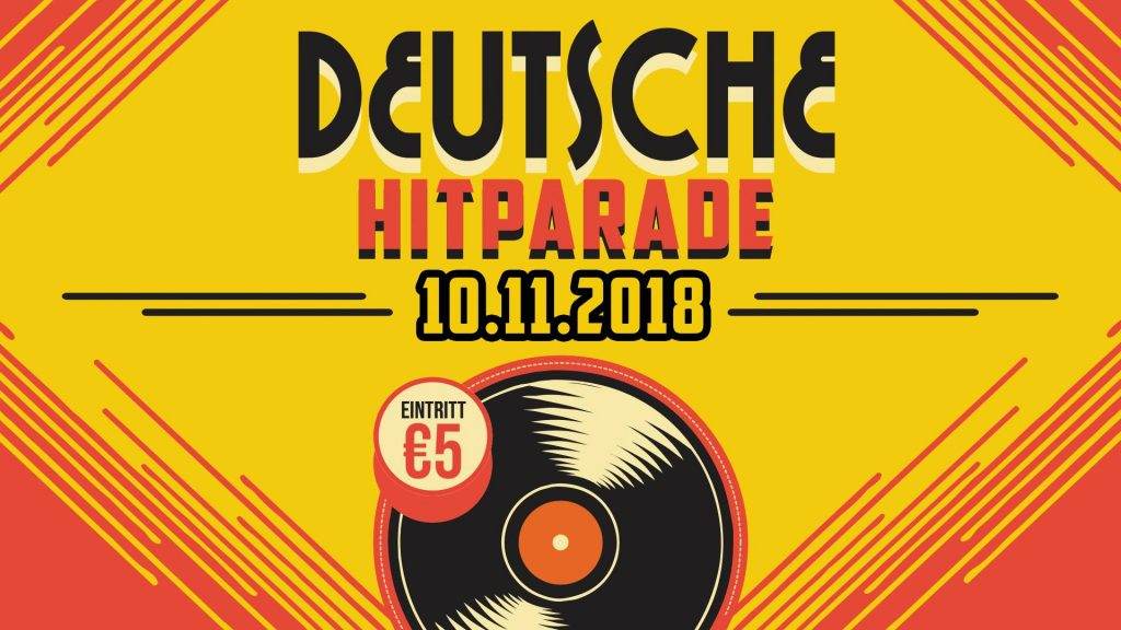 10. November 2018 - Deutsche Hitparade - STAK reloaded