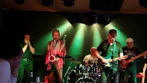 Ron Evans Group in Schmölln - MusicClub Schmölln