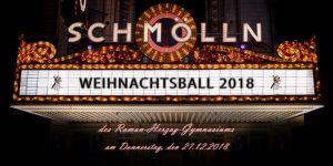 27. Dezember 2018 - Weihnachtsball 2018 - Roman-Herzog-Gymnasium Schmölln