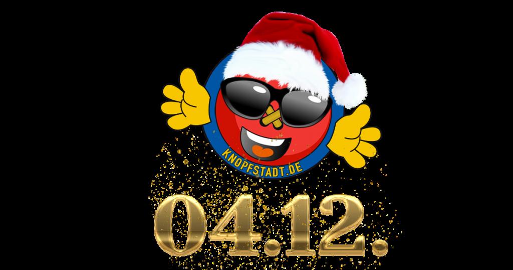 Lebendiger Adventskalender - 04. Dezember 2018 - Knopfstadt.de
