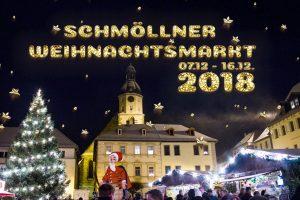 Schmöllner Weihnachtsmarkt 2018 - Knopfstadt.de
