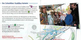 Stadtbus Schmölln - Route