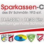 18. Januar 2019 - 15. Sparkassen-Cup - SV Schmölln