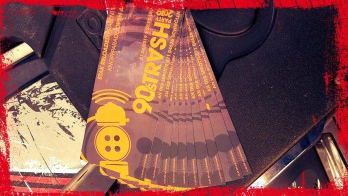 01. Juni 2019 - 90's TrashParty - STAK reloaded-1