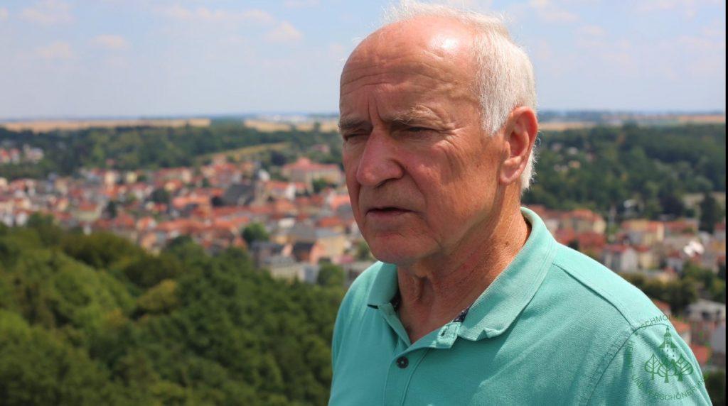 Altbürgermeister Herbert Köhler