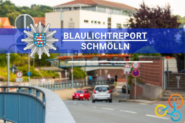 Schmölln: Fahrzeugkontrolle mit positivem Methamphetamin Test