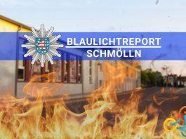 Knopfstadt.de - Blauchlichtreport Schmölln Feuer