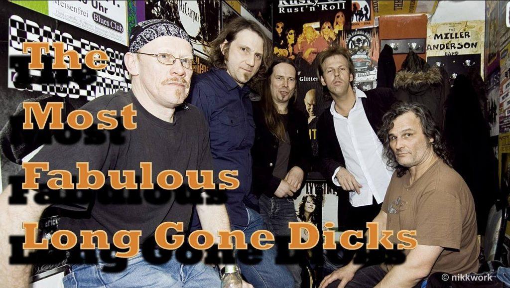 The Most Fabulous Long Gone Dicks - MusicClub Schmölln