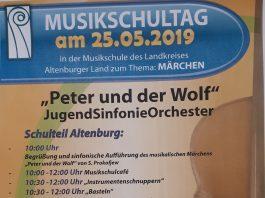25. Mai 2019 - Musikschultag - Landratsamt Altenburger Land