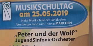 25. Mai 2019 - Musikschultag - Landratsamt Altenburger Land