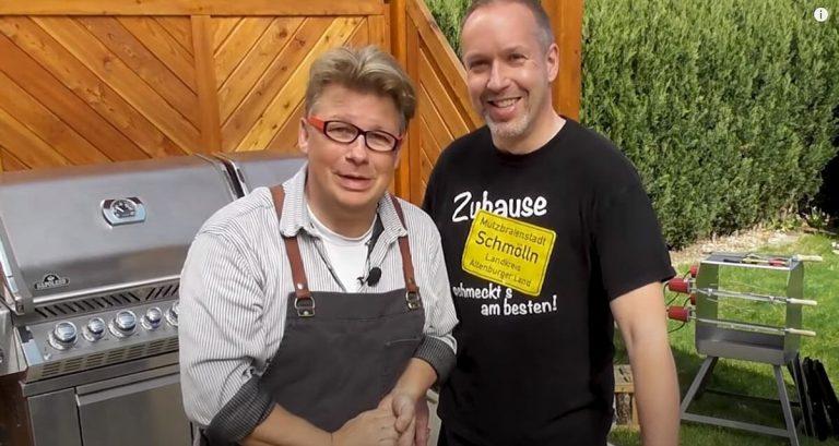 Die beste Mutzbratenzubereitung vom Profi André Schakaleski mit Rummel Grill TV