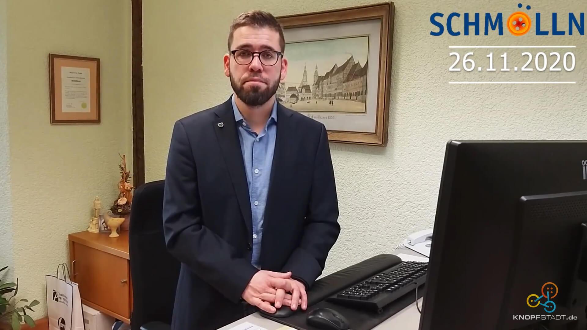 26. November 2020 - Sven Schrade - Podcast 12