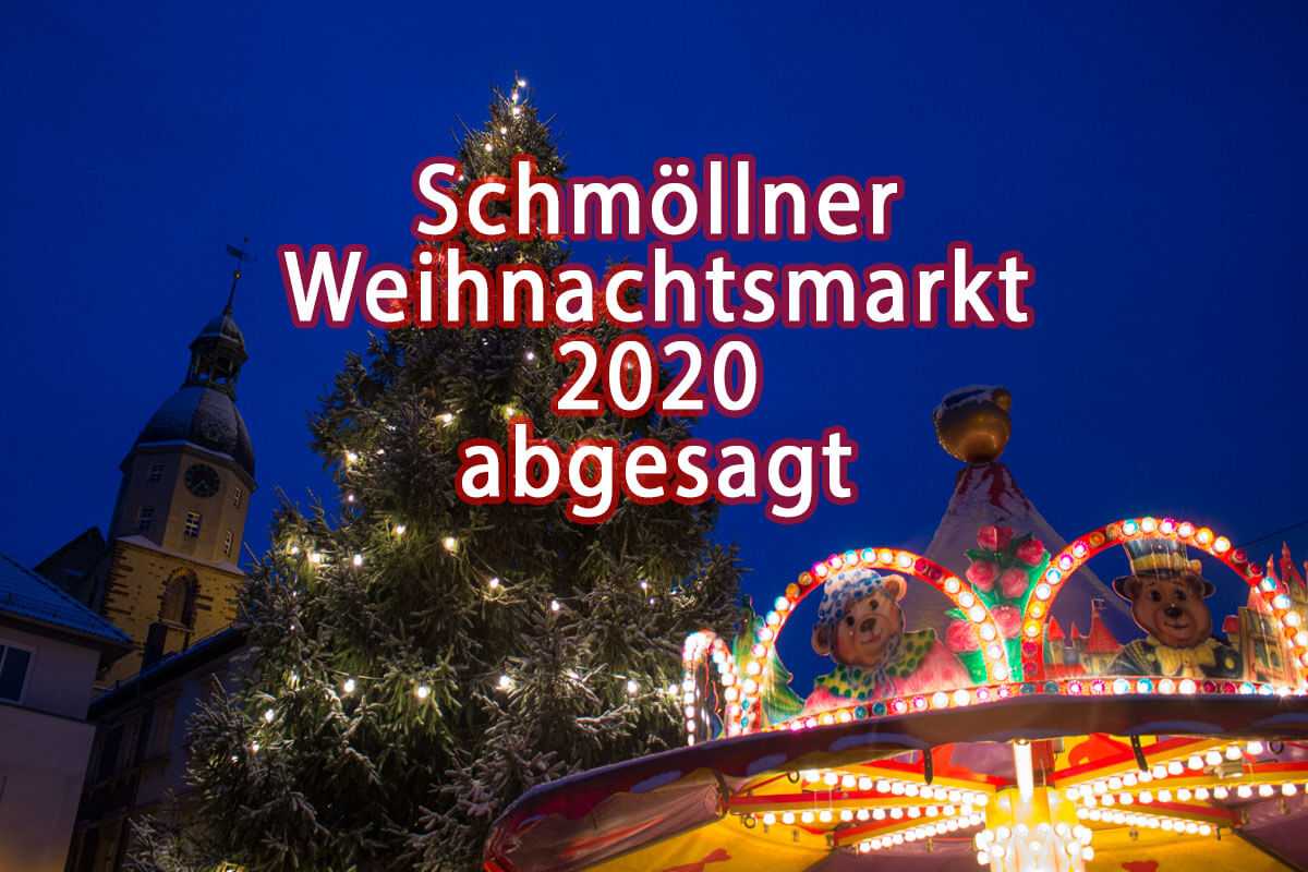 Abgesagt - Schmöllner Weihnachtsmarkt