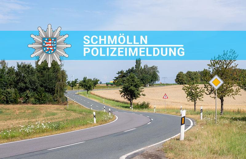 Knopfstadt Polizeimeldung Schmölln