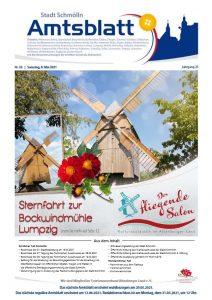 Amtsblatt Schmölln 08. Mai 2021